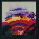 Paul Jenkins Phenomena Rain Palace Regent 1980 Art Exhibition Ad  Advert
