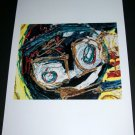 Glenn Brown The Body Snatcher Art Ad