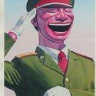 Yue Minjun Salute Art Ad Advertisement