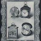 1969 Swiza Clock Company Delemont Switzerland Vintage 1969 Swiss Ad Suisse Advert Horology