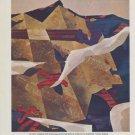 Steve Hawley Vintage 1976 Art Exhibition Ad