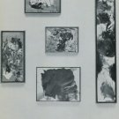 Hans Hofmann Vintage 1982 Art Exhibition Ad