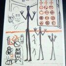 A. R. Penck Standart Art Ad
