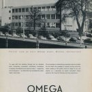 1958 Omega Watch Company Competing for the Consumer's Dollar 1958 Swiss Ad Suisse Advert