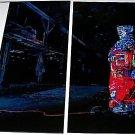 Nam June Paik Absolut Paik Art Ad 2 Page Absolut Vodka Advertisement Advert