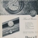 1958 Piaget Watch Company Switzerland Vintage 1958 Swiss Ad Suisse Advert Horlogerie Horology