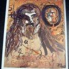 Jonathan Meese St Stallburschn's (Selbsportrait) Art Ad