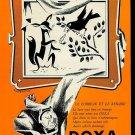 1950 Doxa Watch Company Switzerland Vintage 1950 Swiss Ad Suisse Advert Horlogerie