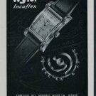 1950 Wyler Watch Company Bienne Switzerland Vintage 1950 Swiss Ad Suisse Horology