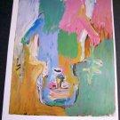Georg Baselitz Der Bote The Messenger Art Ad