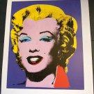 Andy Warhol Lavender Marilyn Art Ad (Marilyn Monroe)