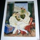 Rudolf Schlichter Jeunesse Dorée Art Ad Advertisement