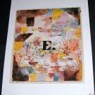 Paul Klee Wasservögel-Enten Art Ad Advert Advertisement