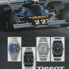 1977 Tissot Watch Company Quartz Vintage 1977 Swiss Ad Suisse Advert Horlogerie