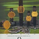 1977 Solvil & Titus Watch Company Solvil et Titus 1977 Swiss Ad Suisse Advert Horology