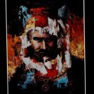Jose Salazar Vintage 1982 Art Exhibition Ad Advert B. Lewin Galleries