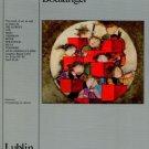 1982 Graciela Rodo Boulanger Overture Vintage 1982 Art Ad Advertisement