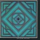 1981 George Snyder Lush Life Vintage 1981 Art Exhibition Ad Advert Kraskin/Mitchell Gallery, Atlanta