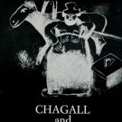 Chagall and Vollard 1981 Art Exhibition Ad Galerie Matignon, Paris