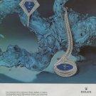 Rolex Watch Company Switzerland Vintage 1972 Swiss Ad Suisse Advert Horlogerie