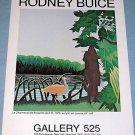 1976 Rodney Buice Charmeuse de Serpents Vintage 1976 Art Ad Advert Advertisement