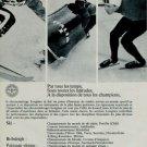 Longines Watch Company Switzerland 1966 Swiss Ad Suisse Advert Horlogerie