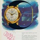 1957 Rado Watch Company Schlup & Co. Vintage 1957 Swiss Ad Suisse Advert Horlogerie Horology