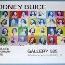 1976 Rodney Buice Margaret Handler Vintage 1976 Art Ad Advert Advertisement