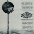 1966 Technos Watch Company Switzerland 1966 Swiss Ad Gunzinger Brothers Suisse Advert