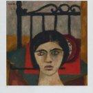 Rufino Tamayo Bodegon Con Mujer Art Ad Advertisement
