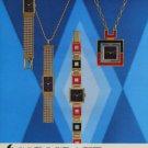 Corocraft Watch Company London Vintage 1974 Swiss Ad Suisse Advert Horlogerie