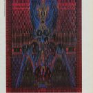 Lee Mullican The Guardians Vintage 1981 Art Exhibition Ad Guardians from East