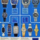 1974 Technos Watch Company Switzerland Vintage 1974 Swiss Ad Suisse Advert Horlogerie Horology