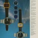 1974 Oris Watch Company Holstein Switzerland Vintage 1974 Swiss Ad Suisse Advert
