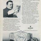 1977 Rolex Watch Company Red Adair Vintage 1977 Swiss Ad Suisse Advert Switzerland