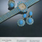 1977 Patek Philippe Watch Company Switzerland Vintage 1977 Swiss Ad Suisse Advert