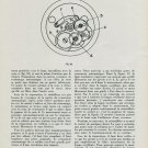 1944 La Montre Automatique Automatic Watch Repair 1944 Swiss Magazine Article Horology Suisse