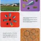 Pibor S.A. Company Switzerland Vintage 1976 Swiss Ad Suisse Horlogerie Advert