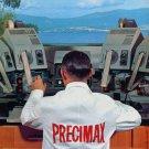 1968 Precimax Watch Company Switzerland Vintage 1968 Swiss Ad Suisse Advert Horology Horlogerie