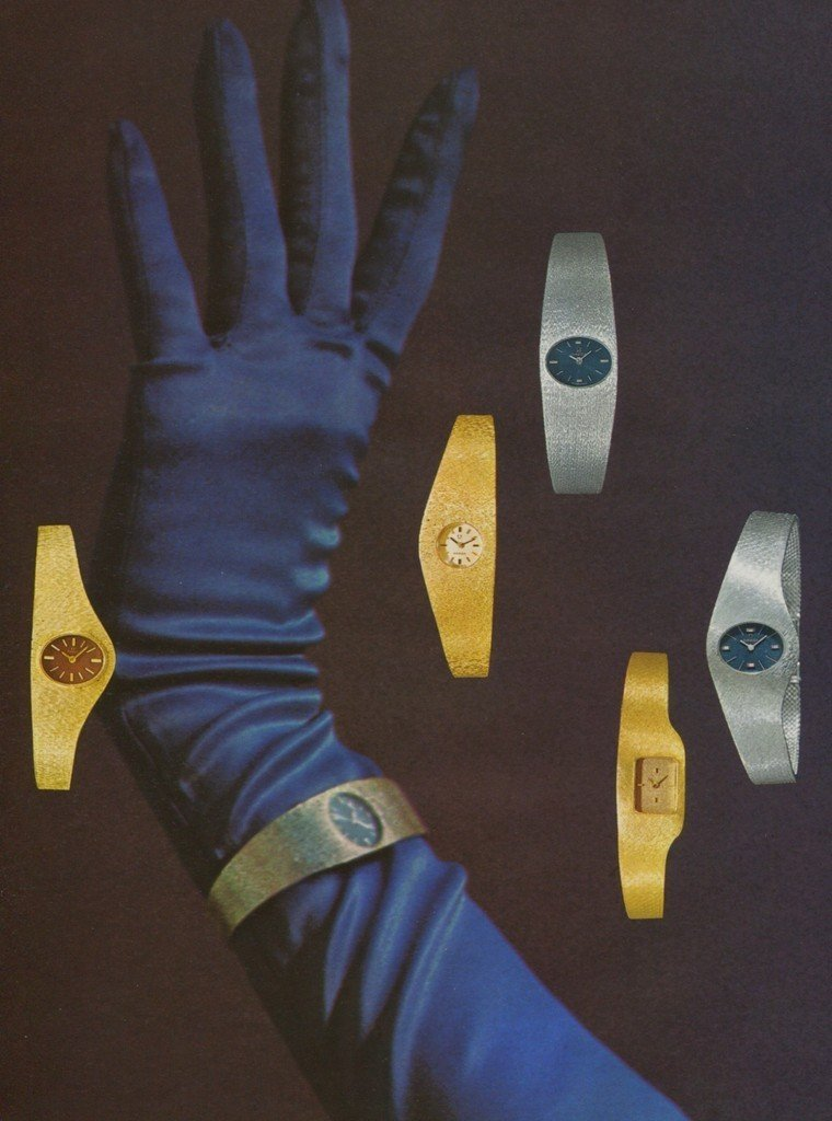 Omega Watch Company Jeux D'Or Omega Vintage 1969 Swiss Ad Suisse Advert