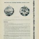 Felsa SA Watch Company Ebauches Assembly Disassembly 1959 Swiss Magazine Article