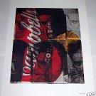 Andy Warhol Campbell's Elvis Art Ad (Elvis Presley)