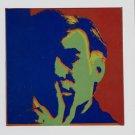 Andy Warhol Self-Portrait Art Ad (version 2)
