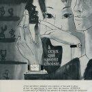 Aureole Watch Company Switzerland Vintage 1965 Swiss Ad Suisse Advert Horlogerie