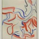 Willem de Kooning Untitled XXVIII Art Ad Advertisement + Detail