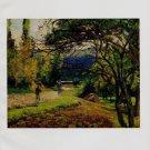 Camille Pissarro Paysage Sous Bois a Pontoise Art Ad