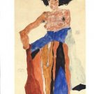 Egon Schiele Moa Two Art Ads
