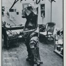 Jim Dine Vintage 1984 Art Ad The Pace Gallery NY Advert