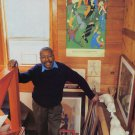 Jacob Lawrence and the Making of Americans 1984 Art Magazine Article