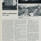 1968 Ciny Watch Company 50th Anniversary 1968 Swiss Magazine Article Aubry Freres SA